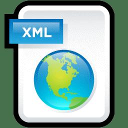 Web XML icon