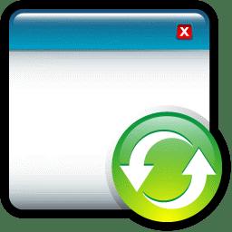 Window Refresh icon
