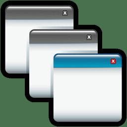 Windows Cascade icon