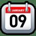 Calendar-Red icon