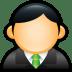 User-Executive-Green icon