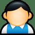 User-Preppy-Blue icon