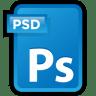 Adobe-Photoshop-CS3-Document icon