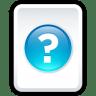Document-Help icon