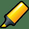 Highlighter-Yellow icon