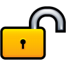 Lock-Unlock icon