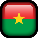 Burkina Faso Flag icon