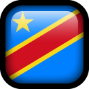 Congo Democratic Republic Flag icon