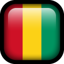 Guinea Flag icon