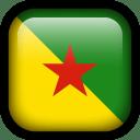 Guyane Flag icon