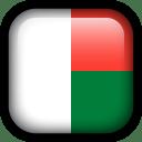 Madagascar-Flag icon