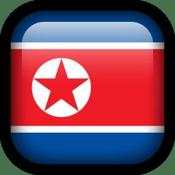 North Korea Flag icon