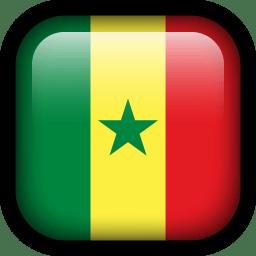 Senegal Flag icon