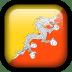 Bhutan-Flag icon