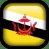 Brunei-Flag icon