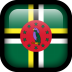 Dominica-Flag icon