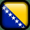 Bosnia-and-Herzegovina-Flag icon