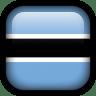 Botswana-Flag icon
