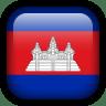 Cambodia-Flag icon