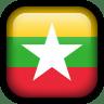 Myanmar-Flag icon