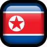 North-Korea-Flag icon