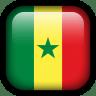 Senegal-Flag icon