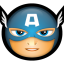 Avengers Captain America icon