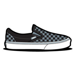 Vans Checkerboard Grey icon