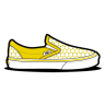 Vans-Star-Yellow icon