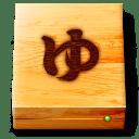 Yoritsuki disk icon