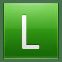 Letter L lg icon
