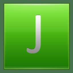 Letter J lg icon