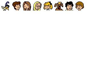 Brady Kids Icons
