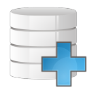 Database add icon
