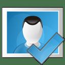 Picture check icon