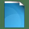 Document-blue icon