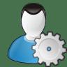 User-settings icon