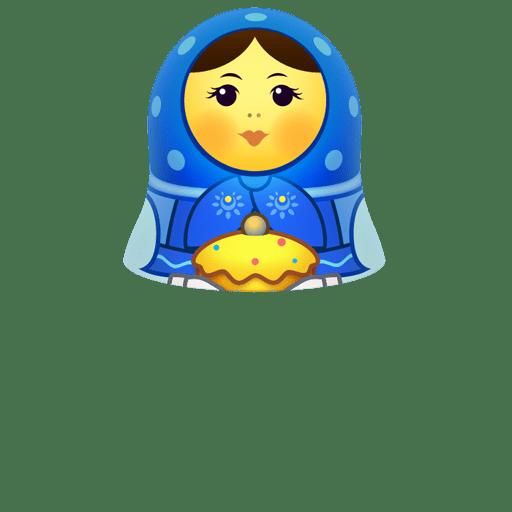 Blue-matreshka-upper-part icon