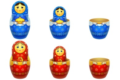Matreshka Icons