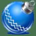 Ball-blue-1 icon