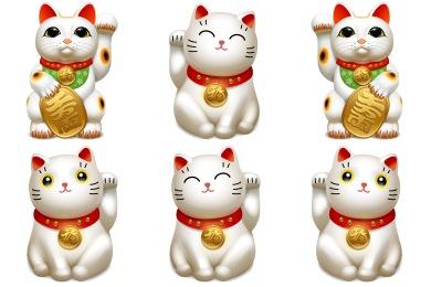Maneki Neko Icons