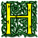 Letter-h icon