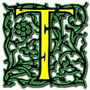 Letter t icon