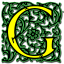 Letter g icon