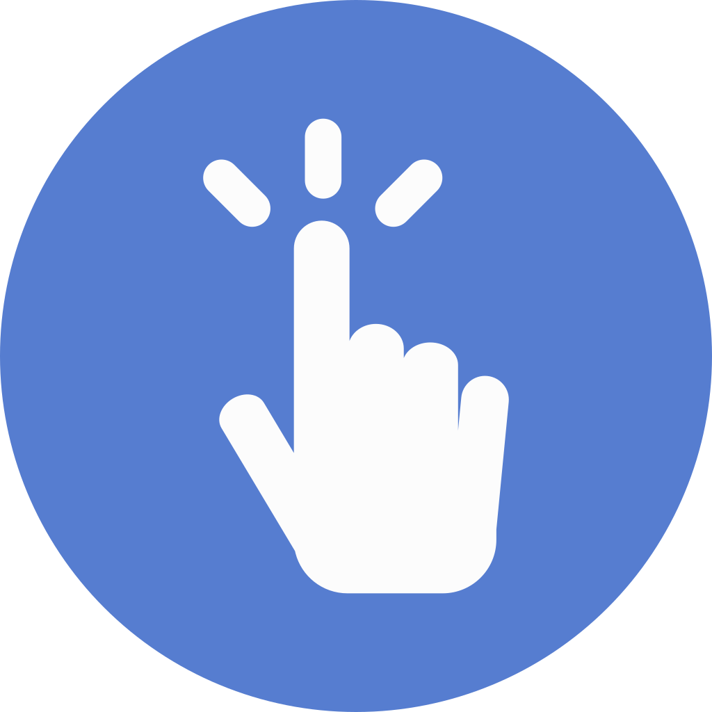 Election Polling Finger Icon Circle Blue Election Iconset Icon Archive Find & download free graphic resources for vote. election polling finger icon circle
