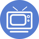 Election Television Outline icon