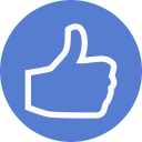 Election-Thumbs-Up-Outline icon