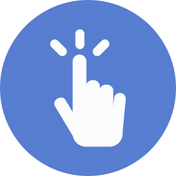 Election Polling Finger icon