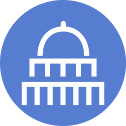 Election United States Capitol Outline icon