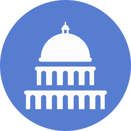 Election United States Capitol icon